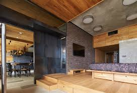 interior modern wooden designs creating perfect exterior and