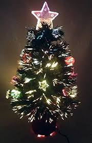 concepts 2ft green fibre optic tree with