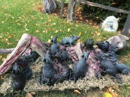 New Outdoor Halloween Decorations by Best 25 Haunted House Decorations Ideas On Pinterest Haunted