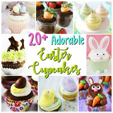 Cute Easter Cupcake Decorations by Cupcakes Archives In The Kids U0027 Kitchen