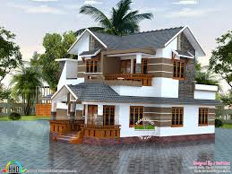 low budget slop roof style home kerala home design bloglovin u0027