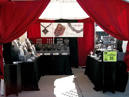 how to make a photo booth tips to make your arts crafts show booth big or small look great
