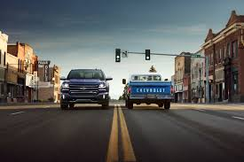 chevy truck car century mark watch the chevy pickup truck evolve over the last