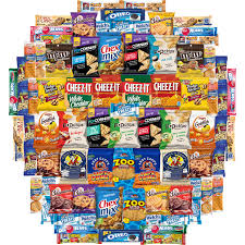 feel better care package sweet and salty care package variety pack bulk