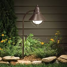 solar garden path lights lighting lowes solar lights for your pathway or patio decoration