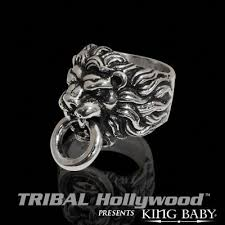 baby silver rings images Unique mens rings tribal hollywood jpg
