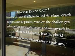 the secret chambers fort worth escape room challenge