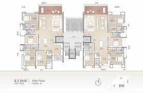 Yale University Art Gallery Floor Plan by Sangini Arise Luxurious Apartments In Vesu Residential