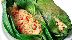 cara membuat nasi bakar khas bandung resep membuat nasi bakar ayam suwir resepcaramemasak org