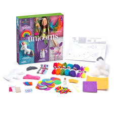 craft tastic i love unicorns kit ann williams group