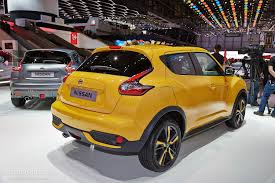 nissan yellow 5 reasons why the new nissan juke is much better live photos
