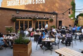 stella barra chicago open table chicago s best outdoor restaurants rooftop bars and patios thrillist