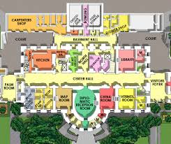 Oval Office Layout Ground Floor White House Museum
