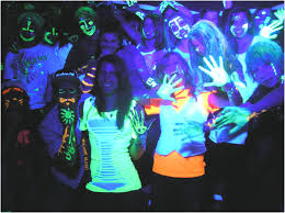 black light party ideas black light party ideas fresh robust party me ideas with party me