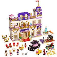amazon com lego friends heartlake grand hotel 41101 popular kids