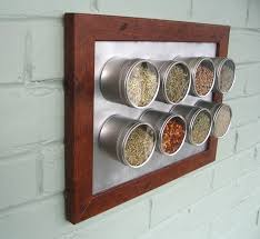 Spice Rack Empty Jars The 25 Best Magnetic Spice Racks Ideas On Pinterest Magnetic