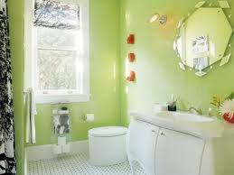bright green bathroom small bathrooms color idea ewdinteriors the breathtaking pics below is segment of choosing colors for small bathrooms post which is labeled within bathroom idea wallpaper bathroom wall
