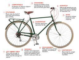 Comfortable Bikes Public Bike U2013 Red Inhabitat U2013 Green Design Innovation