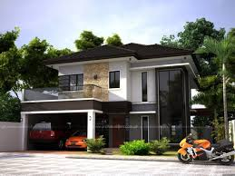 Zen Home Design Singapore Contemporary Design Of Houses In The Philippines House Style