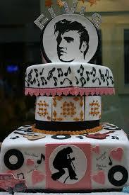 elvis cake topper rockabilly cake topper rockabelle bombshell