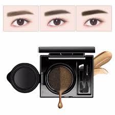 professional novo air cushion eyebrow enhancer waterproof double