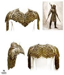 Elvish Home Decor Mirkwood Elven Hunter Bow Weta Pinterest Character Design