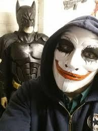 Joker Halloween Mask The