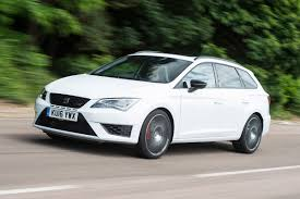 new seat leon st cupra 290 estate 2016 review auto express