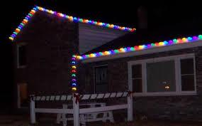 ecosmart 50 light led multi color c9 light set 703155 at the home