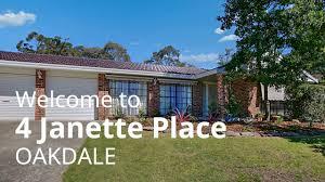 4 janette place oakdale youtube