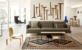 design by conran sofa the conran shop unveils a new look for its marylebone store in