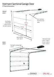 Overhead Door Clearance Lovely Garage Door Clearance F87 On Simple Home Designing