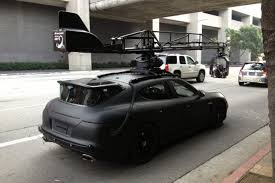 matte black porsche panamera porsche panamera camera car is a different kind of custom ride