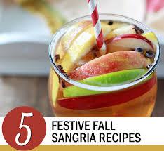 5 festive fall sangria recipes kitchen treaty