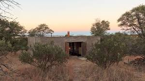 inside an off grid modern desert retreat in arizona curbed