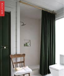 Bath Room Designs Best 25 Tall Shower Curtains Ideas On Pinterest Blue Bathrooms