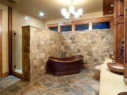Rustic Bathroom Ideas - rustic bathroom floor brightpulse us