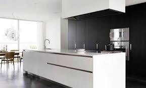couleur cuisine avec carrelage beige cuisine blanc gris deco cuisine noir decoration cuisine
