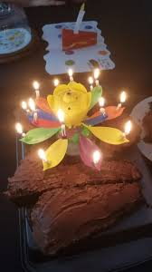 spinning birthday candle spinning singing sparking birthday candle truly the coolest my
