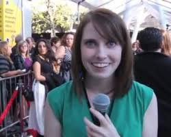 Laina Walker Meme - overly attached girlfriend at the american music awards video
