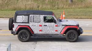 2018 jeep wrangler redesign vwvortex com 2018 jeep wrangler spied