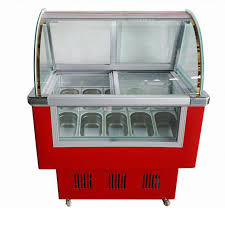 Food Display Cabinet Chiller For Sale Singapore Online Buy Wholesale Ice Cream Display Cabinets From China Ice