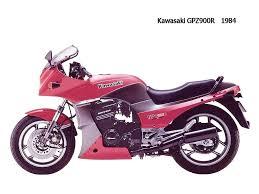 kawasaki gpz 900 r 2556781