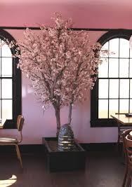 custom cherry blossom tree make be leaves