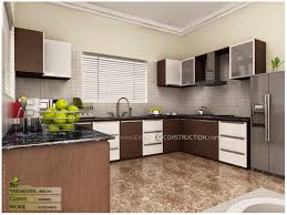 cool design modern kitchen kerala style home design on ideas