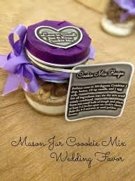 Diy Mason Jar Christmas Cookie Mix by Diy Mason Jar Cookie Mix Wedding Favor 6 Steps With Pictures