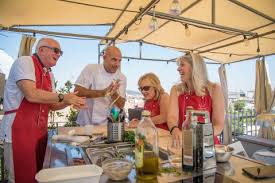 cours de cuisine rome cours de cuisine avec un chef italien