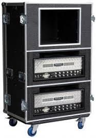 Orange Cabinet 4x12 Live In Ata Safecase For 4x12 Cab