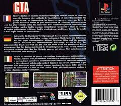 si e auto 1 grand theft auto box for playstation gamefaqs