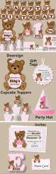 Welcome Home Baby Party Decorations by Best 20 Teddy Bear Centerpieces Ideas On Pinterest Baby Shower